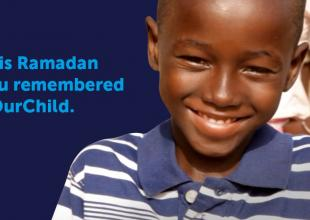 You changed the life of Our Child Ousmane