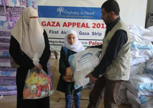 Gaza 2012 Aid Distribution Update