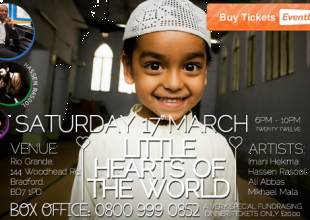 Little Hearts of the World Event March 2012
