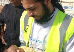 Winter supplies distribution to Syrian refugees – Day 3