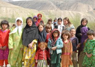 Help Children in Afghanistan